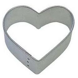 Pepparkaksform Hjärta litet