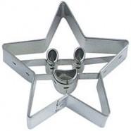 Pepparkaksform Stjärna