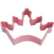 Pepparkaksform Krona rosa