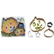 Pepparkaksformar Halloween set