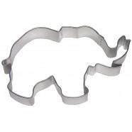 Pepparkaksform Elefant
