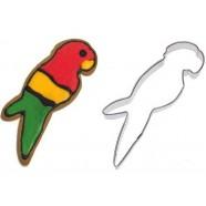 Pepparkaksform Papegoja