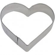 Pepparkaksform Hjärta