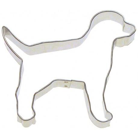 Pepparkaksform Hund Labrador