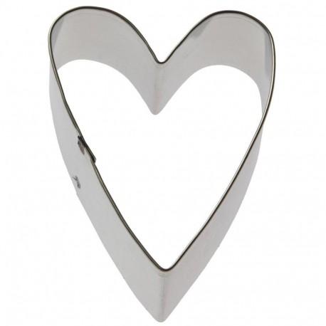 Pepparkaksform Hjärta tokig