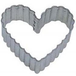 Pepparkaksform Hjärta veckat