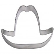 Pepparkaksform Cowboyhatt