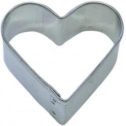 Pepparkaksform Hjärta större