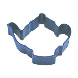 Pepparkaksform Tekanna blå