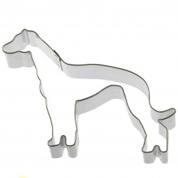 Pepparkaksform Hund Greyhound