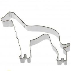 Pepparkaksform Hund Greyhound