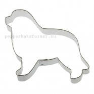 Pepparkaksform Hund Newfoundland