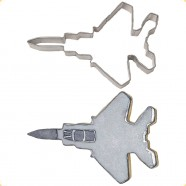 Pepparkaksform Stridsflygplan
