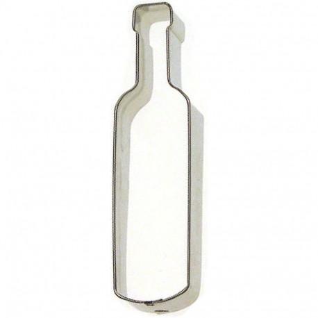 Pepparkaksform Flaska vin