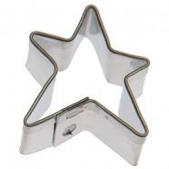 Pepparkaksform Stjärna tokig mini