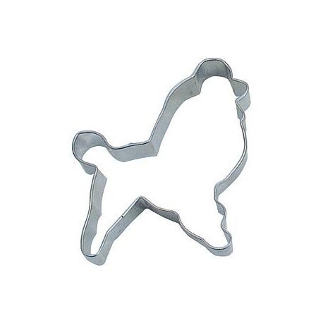Pepparkaksform Hund Pudel
